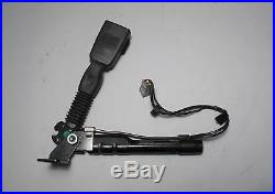 BMW E90 E92 E88 E82 Right Front Passenger Seat Belt Buckle w Tensioner 08-13 OEM