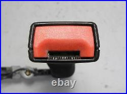 BMW F10 5-Series F01 Left Front Drivers Lower Seat Belt Buckle Tensioner 10-13