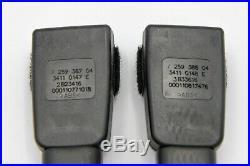 BMW F20 F22 F30 F32 F34 F36 SEAT Belt Tensioner Front Buckle Kit Pretensioner