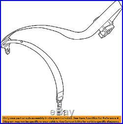 BMW OEM 09-16 Z4 Front Seat Belt Buckle-Retractor Assy Left 72119137949