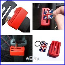 Belt Buckle Guard Car Seat Bucklesafe Child Accidental Lock Prevent Safety Baby