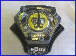 Bmw E60 Driver Left Steering Wheel Air Bag Seat Belt Buckle Tensioner 528 535