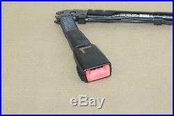 Bmw E82 E88 E90 E92 E93 Front Left Driver Lower Seat Belt Buckle Tensioner Oem