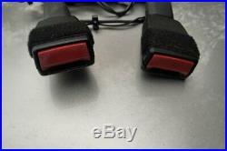 Bmw E90 E92 Driver Passenger Pair Seat Belt Buckle Pre Tensioners 328 330 335 M3