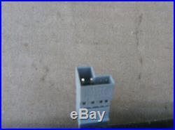 Bmw OEM 3 Series E90 E92 Driver Left Seat Belt Buckle Pre Tensioner 72119119541