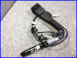 Bmw X3 F25 X4 F26 Left Side Oem Seat Belt Buckle 7256646
