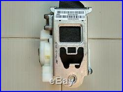 Bmw X5 X6 E70 E71 Oem Original Front Left Seat Belt Buckle Driver Side Black