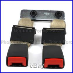 Brand New Ford F-series Oem 2nd Roll Center Seat Belt Buckle #8c3z-2660044-dc