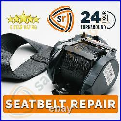 Buckle Pretensioner Repair After Accident Deployed Seat Belt Fix 24hr OEM