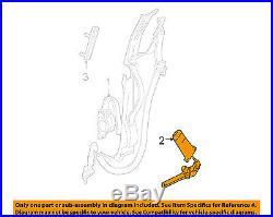 CHRYSLER OEM Front Seat Belt-Buckle End Left WP151J3AD