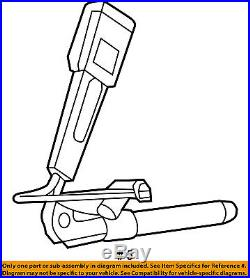 CHRYSLER OEM Front Seat Belt-Buckle End Right 1HZ101X9AE