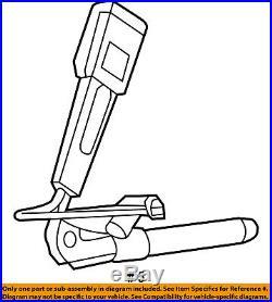 CHRYSLER OEM Front Seat Belt-Buckle End Right 1HZ101X9AF