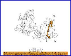 Cadillac GM OEM 00-05 DeVille Front Seat-Belt & Buckle Retractor Left 88951940
