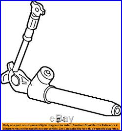 Cadillac GM OEM 11-15 CTS Front Seat Belt-Buckle Tensioner Left 19257693