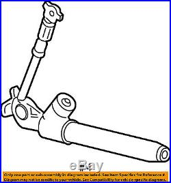 Cadillac GM OEM 11-15 CTS Front Seat Belt-Buckle Tensioner Right 19257694