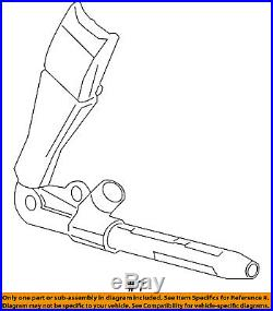 Cadillac GM OEM 13-16 ATS Front Seat Belt-Buckle Tensioner Right 19260975
