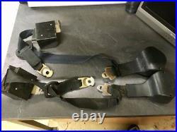 Ceintures Dodge Challenger 1970-1974 (seat belt buckles)