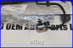 Chevrolet Buick Driver or Passenger Side Seat Belt Buckle Kit new OEM 19299035