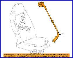 Chevrolet GM OEM 05-09 Corvette Front Seat-Belt & Buckle Retractor Left 19151315