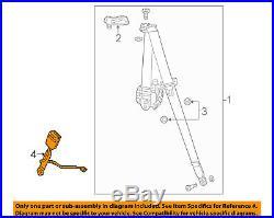 Chevrolet GM OEM 10-11 Camaro Front Seat Belt-Buckle Left 19208821