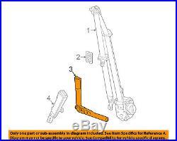 Chevrolet GM OEM 16-17 Volt Front Seat Belt-Buckle Tensioner Left 19352841