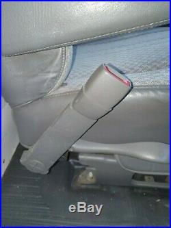 Chevy Express Gmc Savana 03-10 Lf Driver Seat Belt Buckle Latch Receiver
