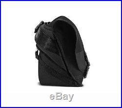 Chrome CITIZEN Black Chrome Seat-belt Buckle Weatherproof Laptop Messenger Bag