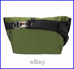 Chrome CITIZEN Olive Black Chrome Seat-belt Buckle Weatherproof Messenger Bag