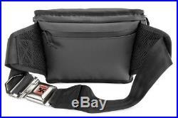 Chrome NIKO SLING Black Chrome Seat Belt Buckle Digital Or Small DSLR Camera Bag