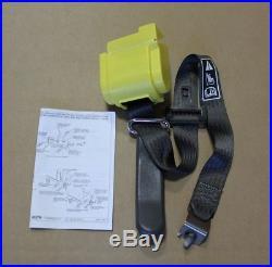 Explorer Rear Seat Belt-Buckle Retractor Assembly Left Driver Side Ford OEM Part