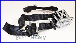 FORD OEM 05-06 Mustang Front Seat Belt Buckle-Retractor Assy Left 6R3Z63611B09AA