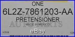 FORD OEM 06-08 Explorer Front Seat Belt-Buckle End Left 6L2Z7861203AA
