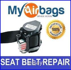 Fits All Infiniti Seat Belt Repair Buckle Pretensioner Rebuild Reset Service