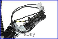 For 11-16 BMW 5 7 SERIES FRONT LH LEFT DRIVER SEAT BELT BUCKLE LATCH CLICKER