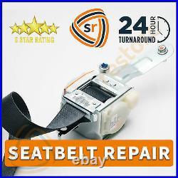 For All Land Rover Seat Belt Repair Buckle Pretensioner Rebuild Reset Service