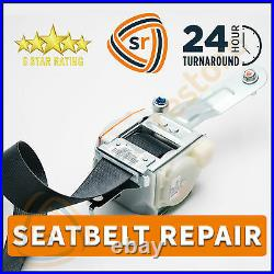 For All Porsche Seat Belt Repair Buckle Pretensioner Rebuild Reset Service Oem