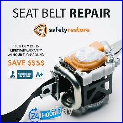 For Buckle Seat Belt Repair After Accident Pretensioner Rebuild Safety Restore