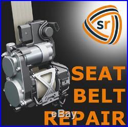 For Kia Dual Stage Sta Seat Belt Repair Fix Rebuild Buckle Reset Service