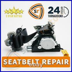 For Porsche Seat Belt Repair Buckle Pretensioner Rebuild Reset Seatbelts