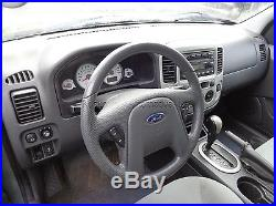 Ford Escape Seat Belt Buckle Latch Right Passenger Side Gray Mercury Mariner 05