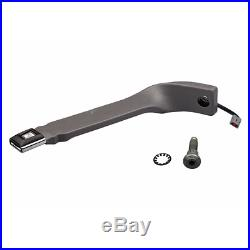 Ford F2TZ-9861203-D Genuine OEM Bronco F150 F250 F350 Front Seat Belt Buckle