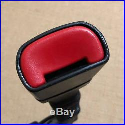 Ford Flex Taurus Lincoln MKS Front Left Driver Seat Belt Buckle Latch Clicker