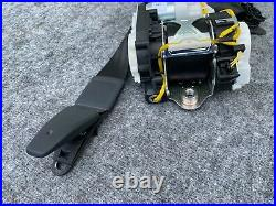 Front Left Driver Seat Belt Buckle Black 4g8857705 Audi S6 S7 Oem (13-15)