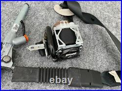 Front Left Driver Seat Belt Buckle Black Infiniti Qx60 Awd (14-17) Oem