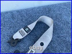 Front Left Seat Belt Buckle Tan Bmw F10 550i 535i 528i (11-16) Oem
