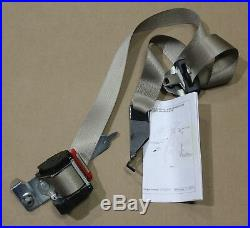 Front Seat Belt Buckle-Retractor Assy Left 6L3Z16611B09AB OEM Ford NOS