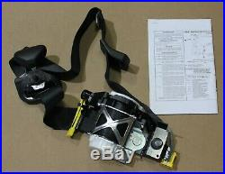 Front Seat Belt Buckle-Retractor Assy Left OEM Ford NOS New Old Stock