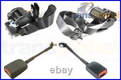Front Seat Belts & Buckles for Land Rover Defender 97-01 BTR6562 BTR6561