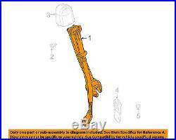 GM OEM Front Seat-Belt & Buckle Retractor 19121711