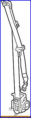 GM OEM Front Seat-Belt & Buckle Retractor Right 19330310